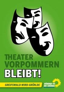 Theater muß sein!