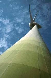 Windrad von Dieter Drescher bei flickr.com