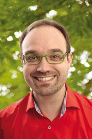 Manuel Dethloff - Bundestagskandidat für Kronach und Coburg aus dem Ostseebad Zempin