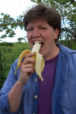 Fassbinder Frauke Banane