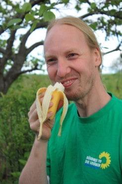 Linke Tobias Banane