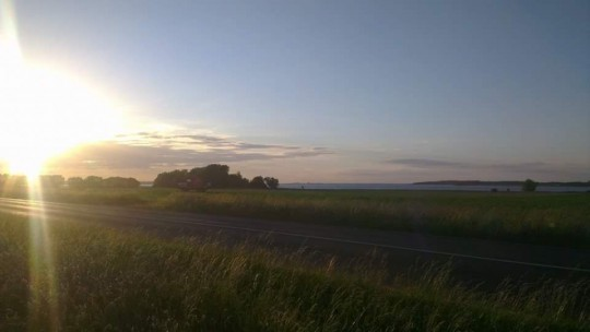Radweg Lubmin