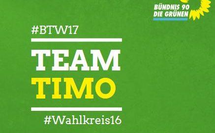 Team Timo #btw17 #wk16