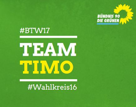 Team Timo #btw17 #wk16